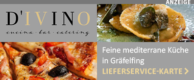 D'IVINO - Pizza-Lieferservice