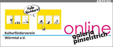 """Galeria Pinselstrich - Jahresausstellung 2020 """"Hallo Nachbarn"""""""