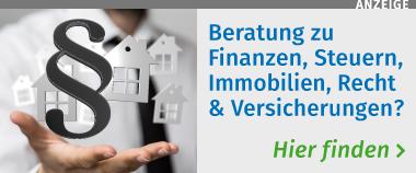 Finanzen, Immobilien, Recht, Steuern & Versicherungen im Würmtal
