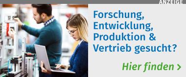 Forschung & Entwicklung, Produktion & Vertrieb im Würmtal